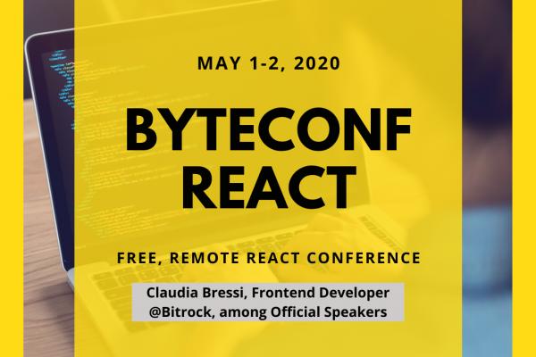 Byteconf React 2020