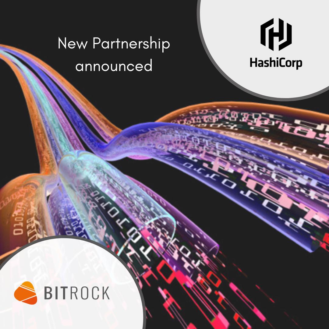 HashiCorp and Bitrock sign Partnership