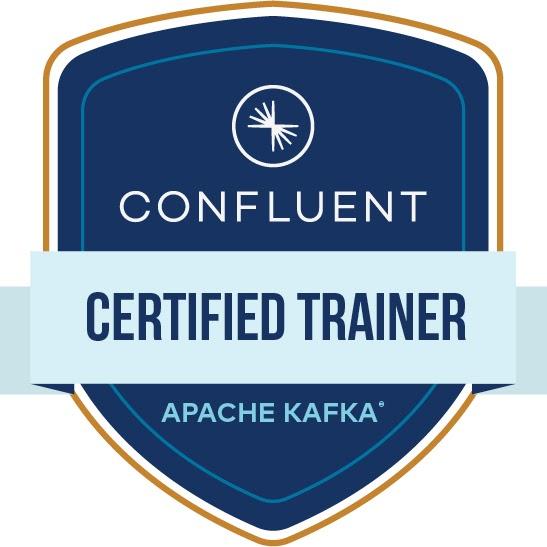 Confluent Certified Trainer